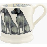 Dogs Black Labrador 1/2 Pint Mug