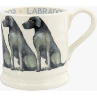 Seconds Dogs Black Labrador 1/2 Pint Mug