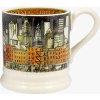 Seconds Cities Of Dreams New York 1/2 Pint Mug