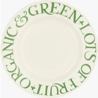 Organic & Green Lots Of Fruit 8 1/2 Inch Plate