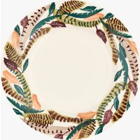 Seconds Pheasant Feathers 8 1/2 Plate