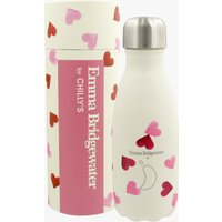 Pink Hearts Small Insulated Bottle