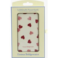 Pink Hearts 5,000 Power Bank