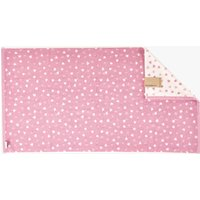 Pink Hearts Bath Towel