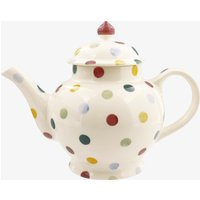 Seconds Polka Dot 4 Mug Teapot