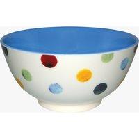 Polka Dot Melamine Bowl
