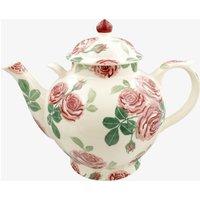 Pink Roses Gallon Teapot