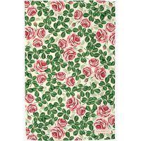 Pink Roses Tea Towel.
