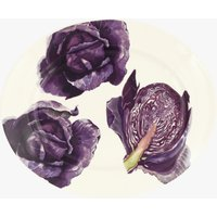 Seconds Red Cabbage Medium Oval Platter