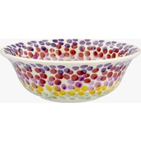 Seconds Rainbow Dots Cereal Bowl