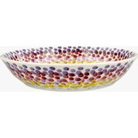 Rainbow Dots Medium Pasta Bowl