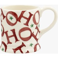 Seconds Joy Trumpets Red All Over 'Ho Ho Ho' Tiny Mug