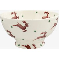 Reindeer French Bowl