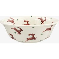 Reindeer Cereal Bowl