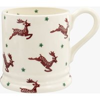 Reindeer 1/2 Pint Mug