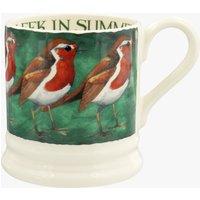 Seconds Robin on the Green 1/2 Pint Mug