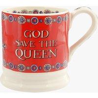 God Save the Queen 1/2 Pint Mug