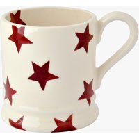 Red Star 1/2 Pint Mug
