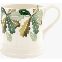 Seconds Action Oak 1/2 Pint Mug