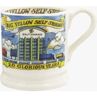 Seconds Big yellow Storage 1/2 Pint Mug
