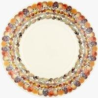 Seashells 10 1/2 Plate