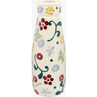 Spring Floral Small Milk Bottle