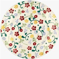 Seconds Spring Floral 8 1/2 Plate