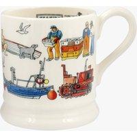 Seconds Seaside 1/2 Pint Mug