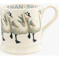 Birds Swan 1/2 Pint Mug