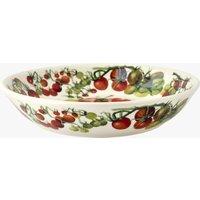 Vegetable Garden Tomatoes Medium Pasta Bowl