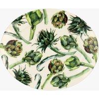 Seconds Veg Garden Artichoke Medium Platter