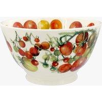 Vegetable Garden Tomatoes Medium Old Bowl