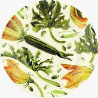 Vegetable Garden Yellow Courgette 8 1/2 Plate