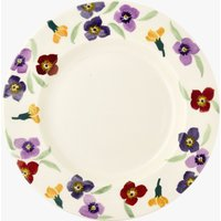Seconds Wallflower 10 1/2 Plate