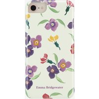 Purple Wallflower Phone Case for iPhone 6 / 6S / 7 / 8