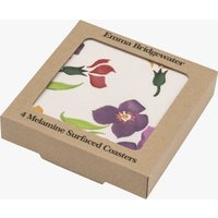 Wallflower Set of 4 Coasters