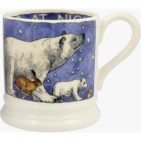 Seconds Winter Animals 1/2 Pint Mug