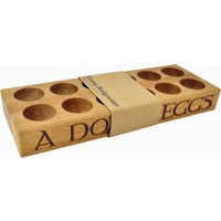 Wooden Eggs Holder