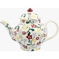 Seconds Spring Floral 2 Mug Teapot
