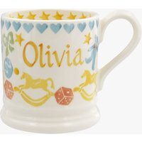 Personalised Toy Box 1/2 Pint Mug