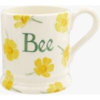 Personalised Buttercup 1/2 Pint Mug.