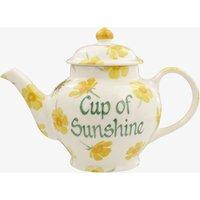 Personalised Buttercup 2 Mug Teapot