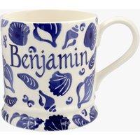 Personalised Blue Shells 1 Pint Mug