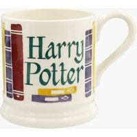 Personalised Book Worm 1/2 Pint Mug