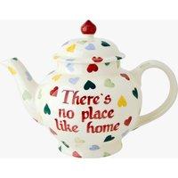Personalised Polka Hearts 4 Mug Teapot