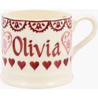 Personalised Sampler Small Mug