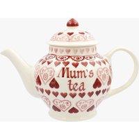 Personalised Sampler 2 Mug Teapot