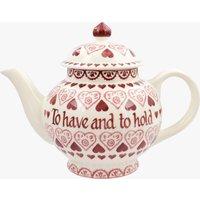 Personalised Sampler 4 Mug Teapot