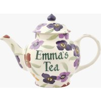 Personalised Wallflower 2 Mug Teapot