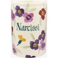 Personalised Wallflower Medium Vase